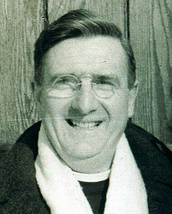Parkes Rev. Dr Robert Henry cropped